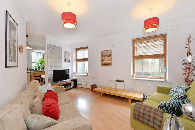 2 Bedrooms Flat for sale in Gill Street, London