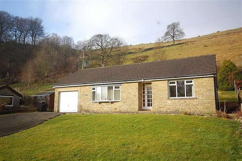 2 Bedrooms Detached Bungalow for sale in Oldham Road, Rishworth, Halifax, HX6