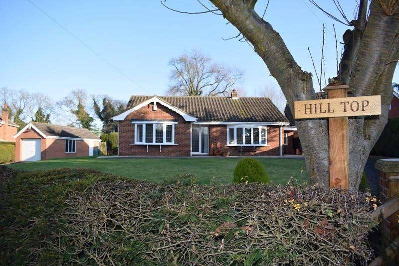 3 Bedrooms Detached Bungalow for sale in Church Lane, North Thoresby DN36