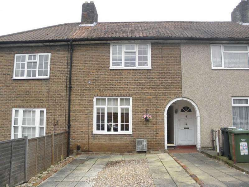 3 Bedrooms Terraced House for sale in Cranmore Road, Bromley, BR1