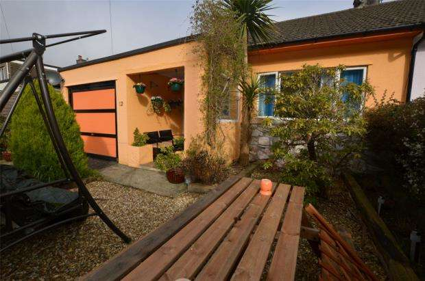 3 Bedrooms Semi Detached House for sale in Hill Close, Plymouth, Devon