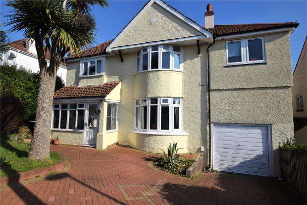 5 Bedrooms Detached House for sale in Laura Grove, Preston, Paignton, Devon