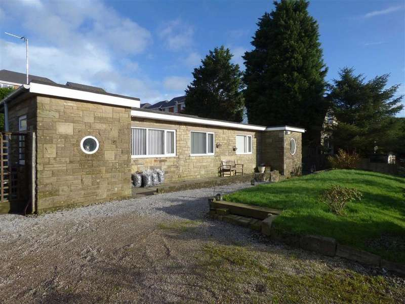 3 Bedrooms Detached Bungalow for sale in New Line, Britannia, Bacup, Lancashire, OL13