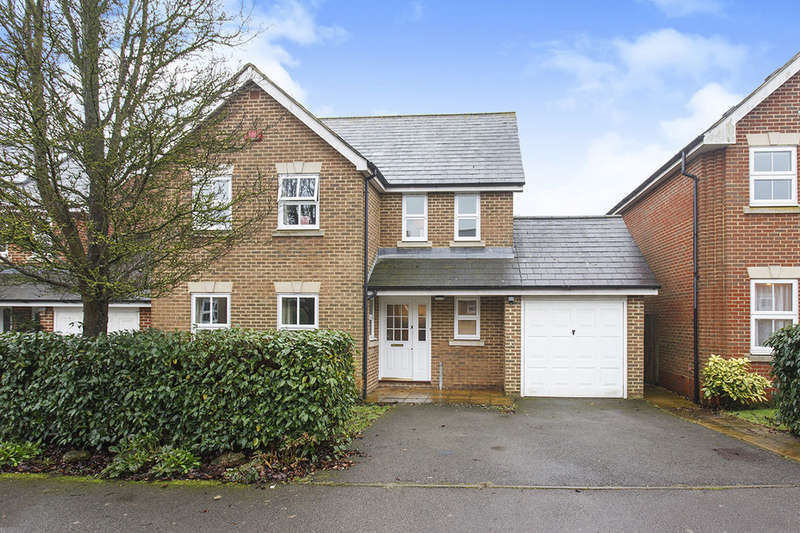 4 Bedrooms Detached House for sale in Orchard View, Detling, Maidstone, ME14