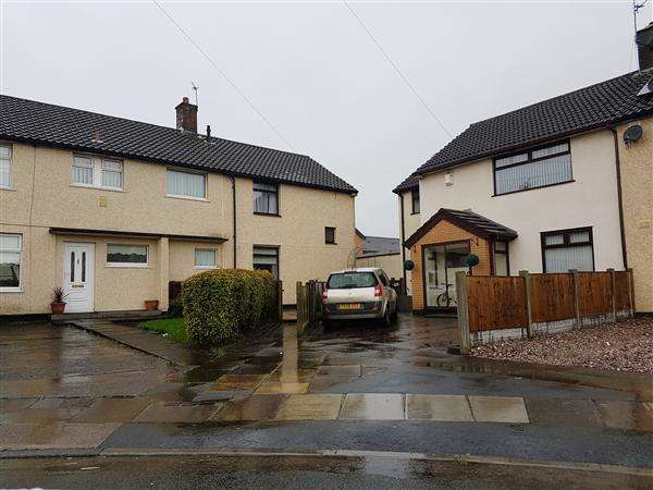 2 Bedrooms End Of Terrace House for sale in Hartwood Square, Kirkby