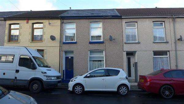 3 Bedrooms Terraced House for sale in Jones Street, Tonypandy