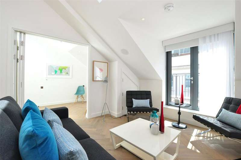 3 Bedrooms Apartment Flat for sale in Bedford Street, Covent Garden, WC2E