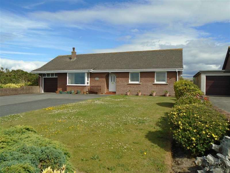3 Bedrooms Bungalow for sale in Skinburness Road, Silloth, Cumbria