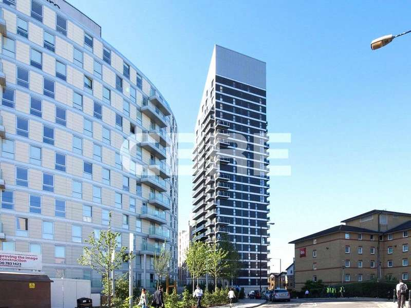 2 Bedrooms Apartment Flat for sale in Streamlight Tower, 9 Province Square, E14