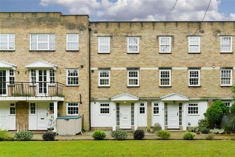 3 Bedrooms Town House for sale in Dorking Road, Epsom, Surrey