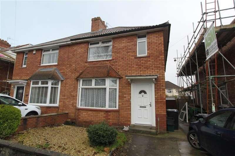 3 Bedrooms Semi Detached House for sale in Smyth Road, Ashton, Bristol