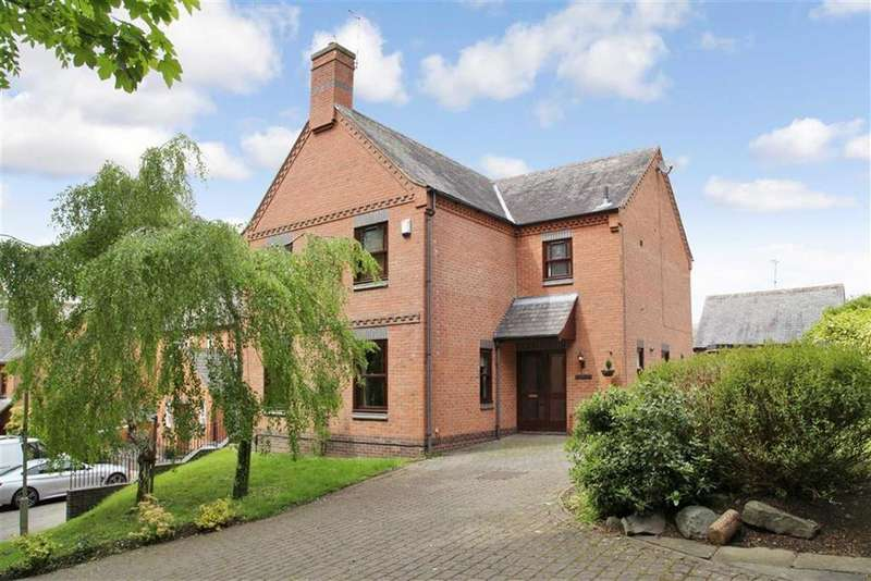 4 Bedrooms Detached House for sale in Birtley Coppice, Market Harborough