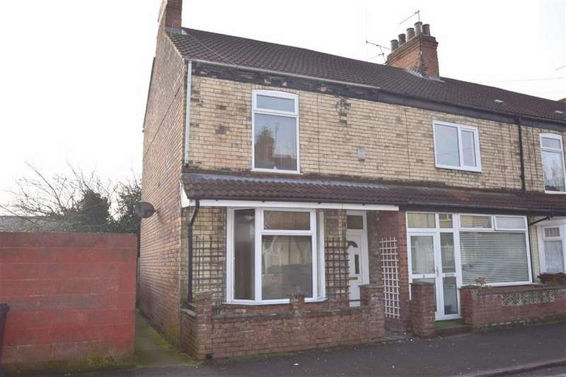3 Bedrooms End Of Terrace House for sale in Rosebery Street, Hull, HU3