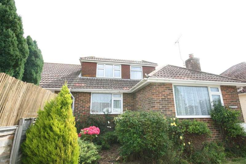 4 Bedrooms Semi Detached House for sale in Wood Lane, Small Dole, Henfield