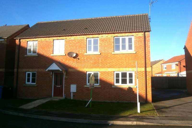 2 Bedrooms Detached House for sale in Whysall Road, Long Eaton, Nottingham, NG10
