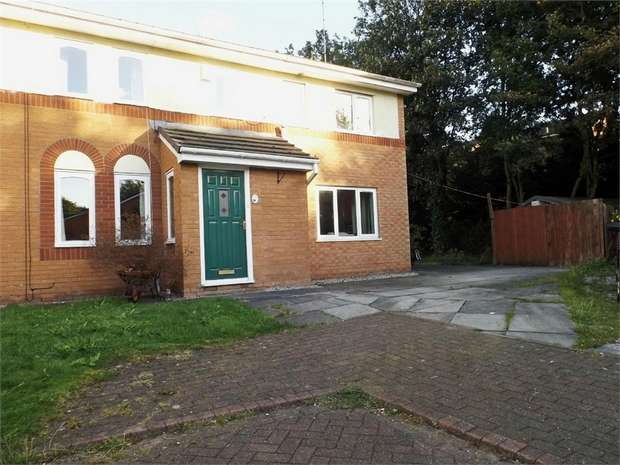 5 Bedrooms Semi Detached House for sale in Birchbank Gardens, Blackburn, Lancashire