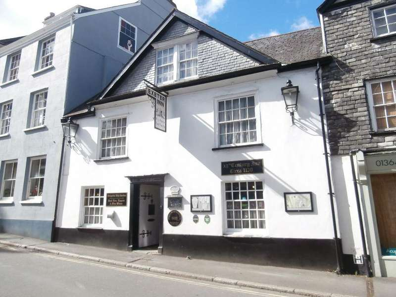 5 Bedrooms Terraced House for sale in Ashburton