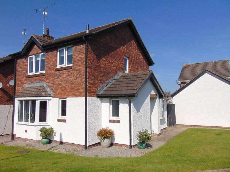 3 Bedrooms Detached House for sale in 2 Buttermere Close, Cockermouth, CA13 9JJ,