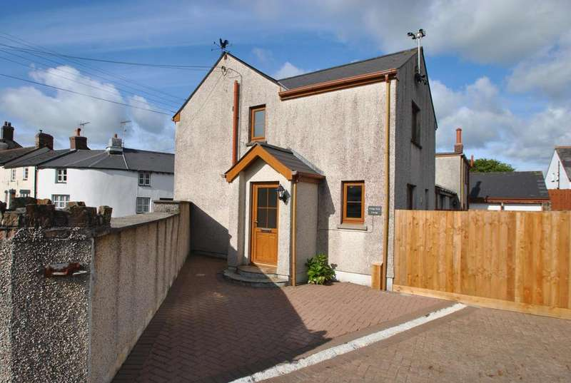 2 Bedrooms Semi Detached House for sale in Marhamchurch, Bude