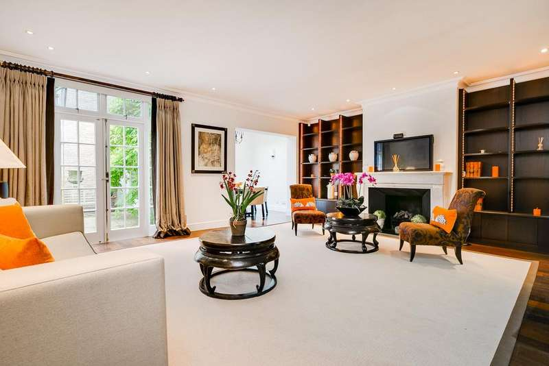 3 Bedrooms Mews House for sale in Burton Mews, Belgravia