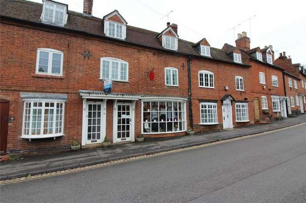 2 Bedrooms Terraced House for sale in Castle Hill, Kenilworth
