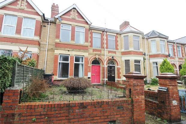 4 Bedrooms Terraced House for sale in Ombersley Road, NEWPORT