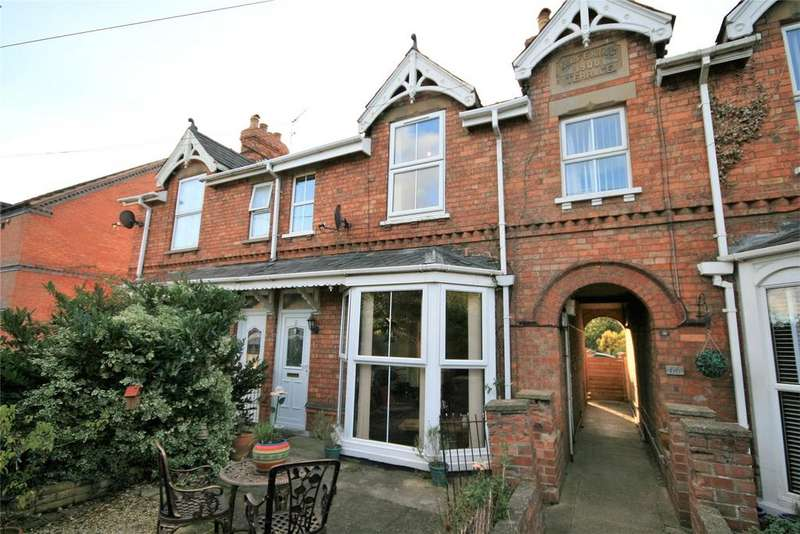2 Bedrooms Terraced House for sale in Station Road, Ruskington, NG34