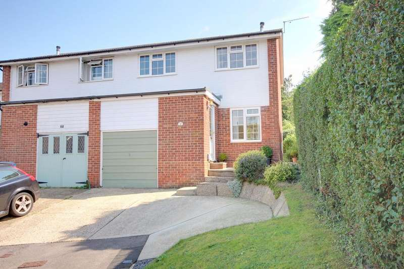 3 Bedrooms Semi Detached House for sale in LOVEDEAN