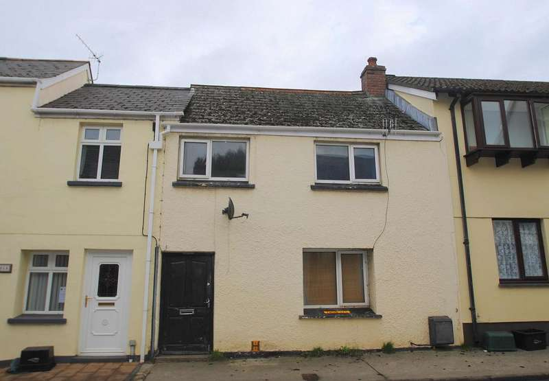 3 Bedrooms Terraced House for sale in High Street, Combe Martin