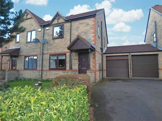 3 Bedrooms Semi Detached House for sale in Beech Avenue, Cramlington, Northumberland