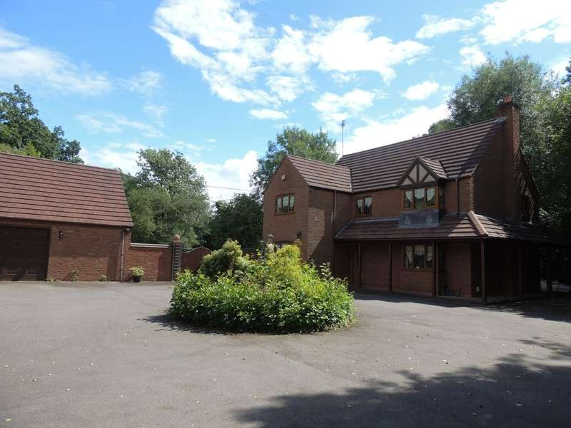 5 Bedrooms Detached House for sale in Camp Lane, Henley-In-Arden