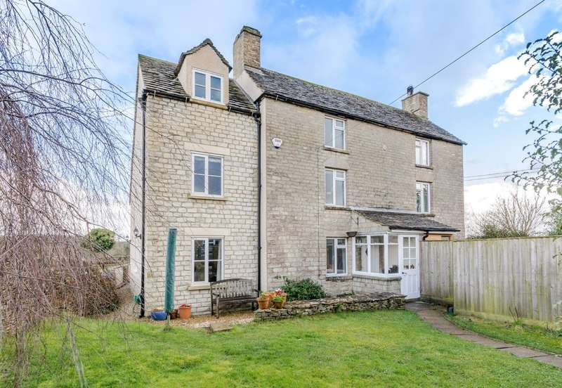4 Bedrooms Semi Detached House for sale in Gaston Lane, Sherston