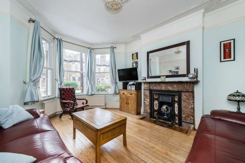 5 Bedrooms Terraced House for sale in Sandrock Road, Lewisham, SE13