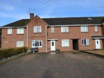 4 Bedrooms Semi Detached House for sale in Queensway, Leamington Spa, Warwickshire, England