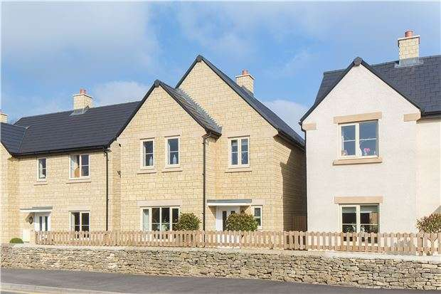 4 Bedrooms Detached House for sale in Plot 4, The Paddocks, Minchinhampton, GL6 9EQ