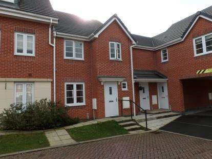 4 Bedrooms Terraced House for sale in Phoenix Place, Great Sankey, Warrington, Cheshire, WA5