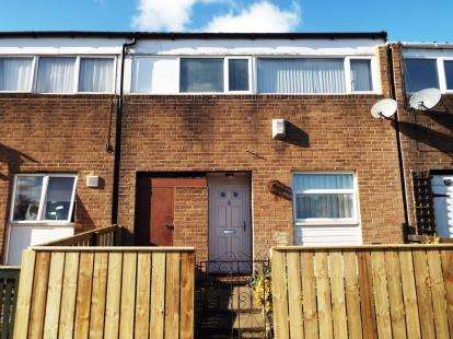 3 Bedrooms Terraced House for sale in Waskerley Road, Washington, Tyne and Wear, NE38
