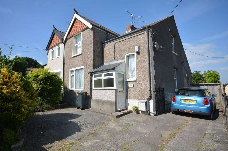 3 Bedrooms Semi Detached House for sale in The Grove , Rumney, Cardiff. CF3