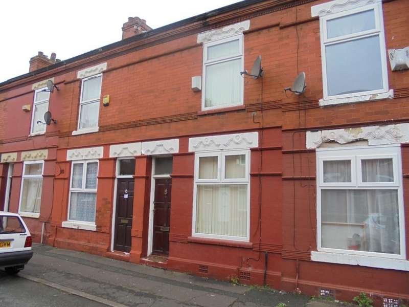 2 Bedrooms Terraced House for sale in Prestage Street, Longsight, Manchester, M12
