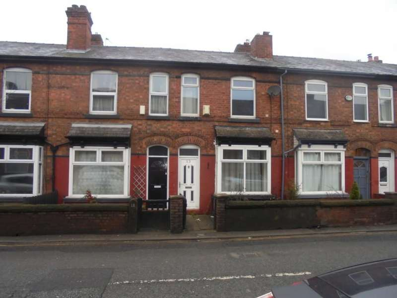 3 Bedrooms Terraced House for sale in Broom Lane, Manchester, M19