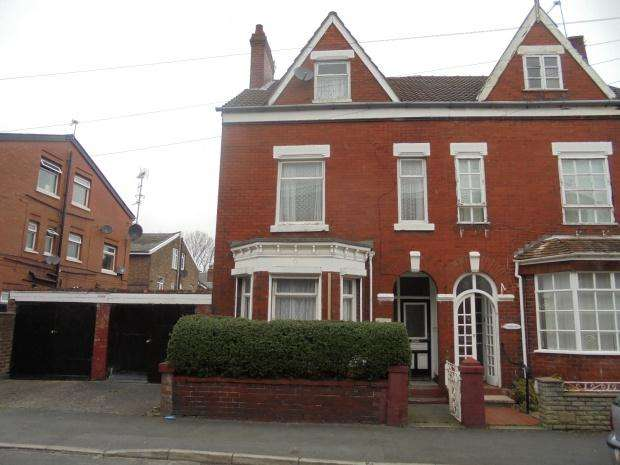 5 Bedrooms Terraced House for sale in Belmont Glencastle Road, Manchester, M18