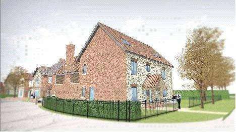 6 Bedrooms Detached House for sale in 617 Court, High Street, LN1