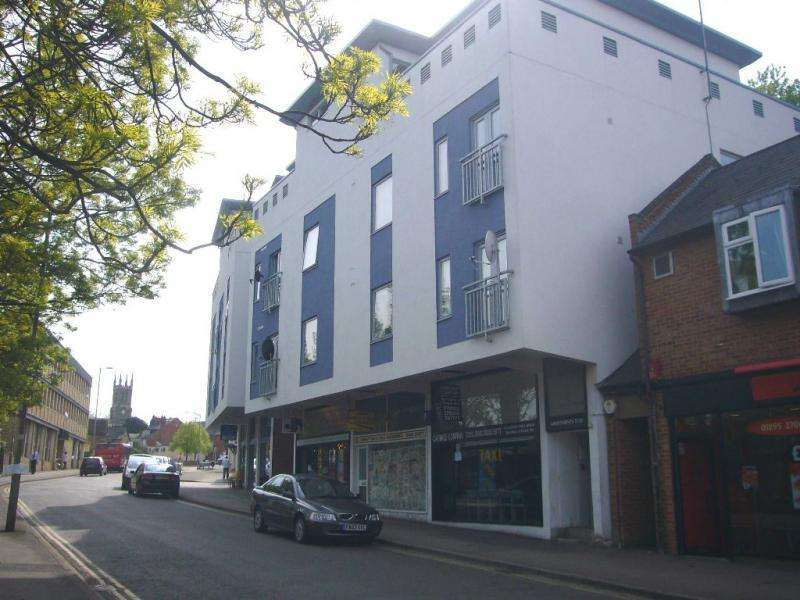 1 Bedroom Flat for sale in Calthorpe Street, BANBURY, OX16