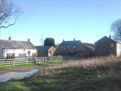 Residential Development Commercial for sale in Foulsyke Farm, Abbeytown, Silloth, WIGTON, Cumbria, CA7 4LX