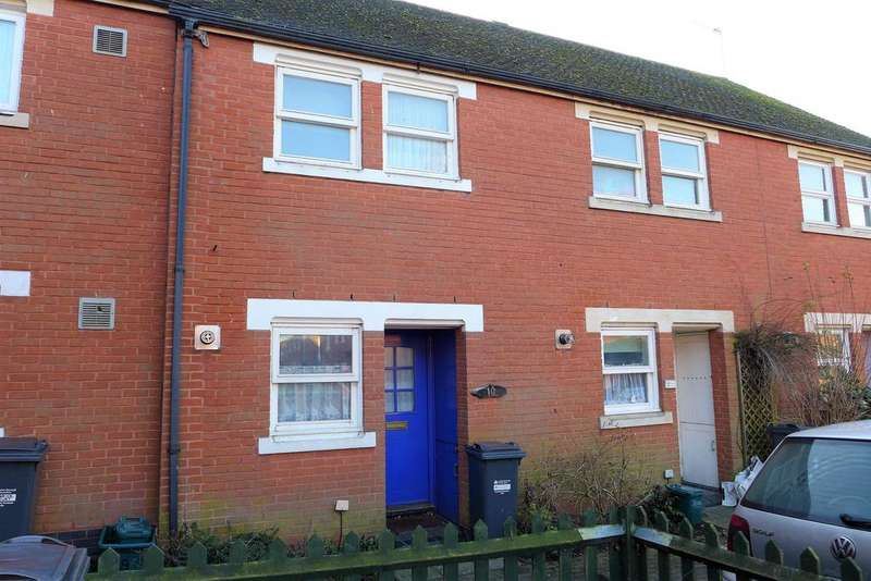 1 Bedroom Terraced House for sale in Eldrick Court, Feltham