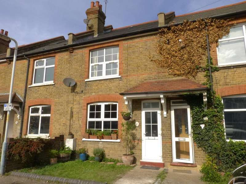 3 Bedrooms Terraced House for sale in Brickfield Lane, Harlington, UB3 5DY