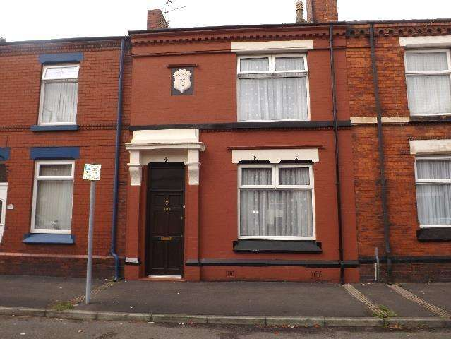 3 Bedrooms Terraced House for sale in Hardshaw Street, St. Helens