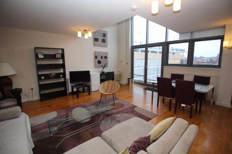 3 Bedrooms Apartment Flat for sale in Mercury Buildings, 15 Aytoun Street, Manchester, M1