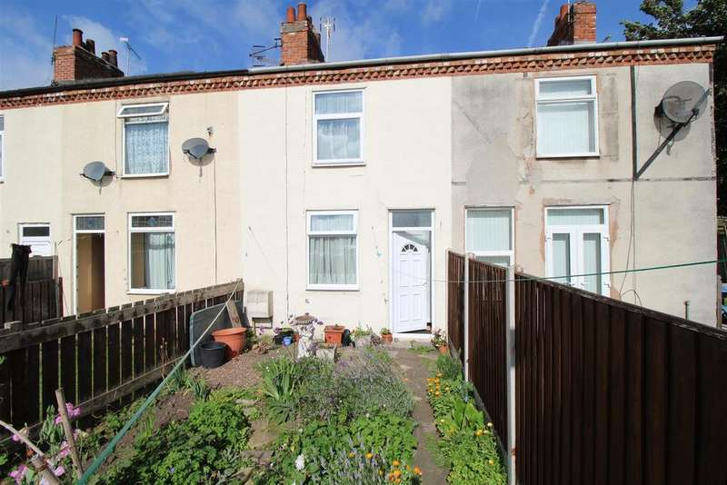 2 Bedrooms Terraced House for sale in Cambria Terrace, Worksop