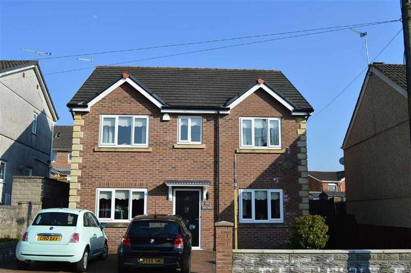 4 Bedrooms Detached House for sale in Woodville Street, Swansea, SA4
